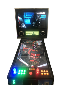 Pinball Machine with 64 in 1 Games + 2100 Classic Arcades - Prime Arcades Inc