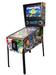 946 Games in 1 Virtual Pinball - Prime Arcades Inc