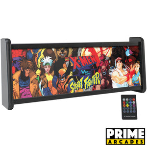 Custom LED Marquee Light Box - Prime Arcades Inc
