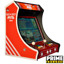 Load image into Gallery viewer, Bar Top Arcade Machine 750 Games in 1 - Prime Arcades Inc