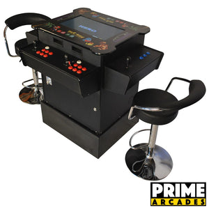 Cocktail Arcade Stands - Prime Arcades Inc