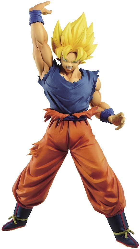 Banpresto Dragon Ball Z - Son Goku IV - Maximatic