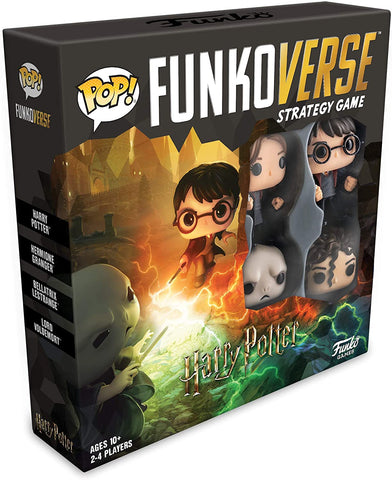 Pop! Funkoverse Strategy Games - Harry Potter - 100 Base