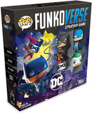 Pop! Funkoverse Strategy Games - DC Comics - 100 Base Set