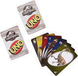 Card Games - UNO - Jurassic World Mattel