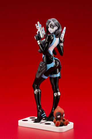 Marvel: Domino 1/7 Scale Bishoujo Statue by Kotobukiya