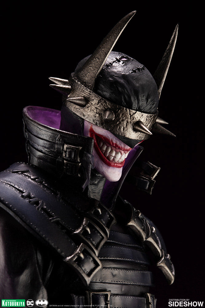 Dark Nights: Metal ArtFX The Batman Who Laughs Statue Kotobukiya