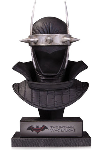 DC COLLECTIBLE  Prop Replicas DC Gallery Batman Who Laughs Cowl