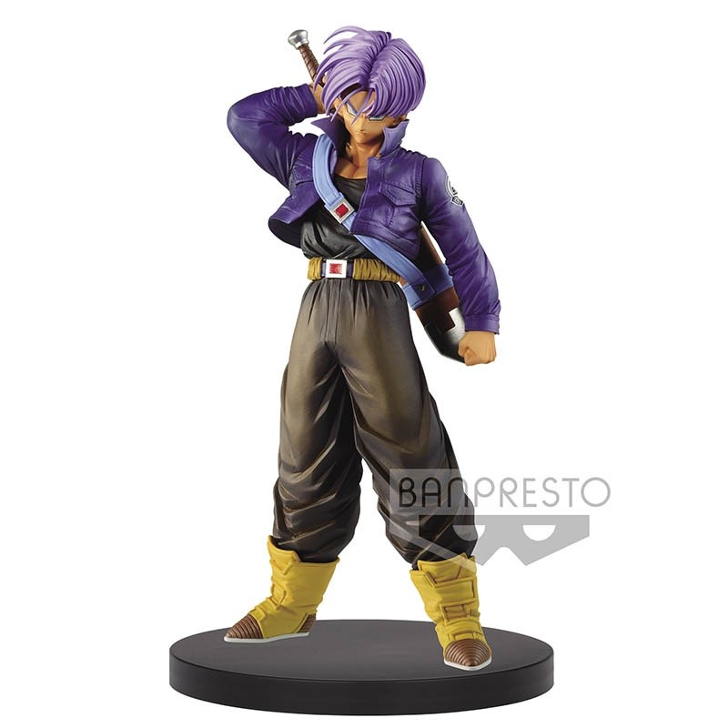 TRUNKS LEGENDS COLLAB DRAGON BALL Z BANPRESTO