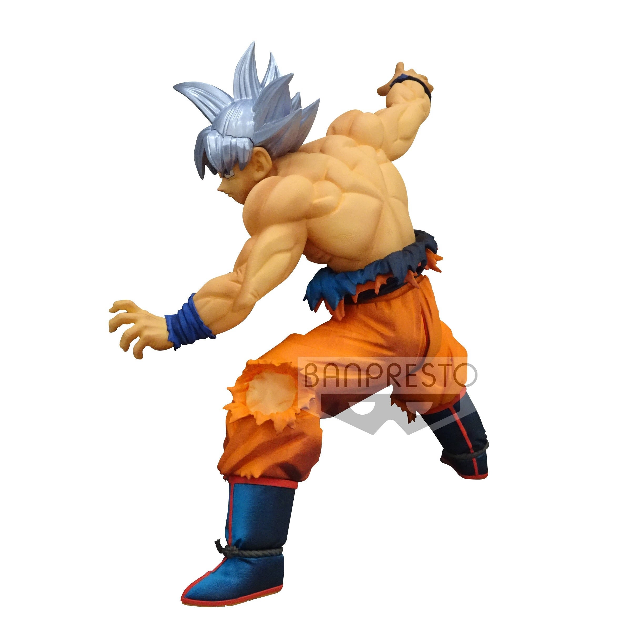 Dragon Ball Super - Figurine The Son Goku Maximatic