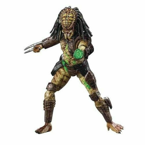 Predator Figures - 1/18 Scale Predator 2 Battle Damaged City Hunter Exclusive