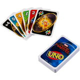 Card Games - UNO - Captain Marvel Mattel