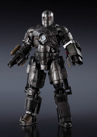 Iron Man figurine S.H. Figuarts Iron Man Mk 1 (Birth of Iron Man) 17 cm