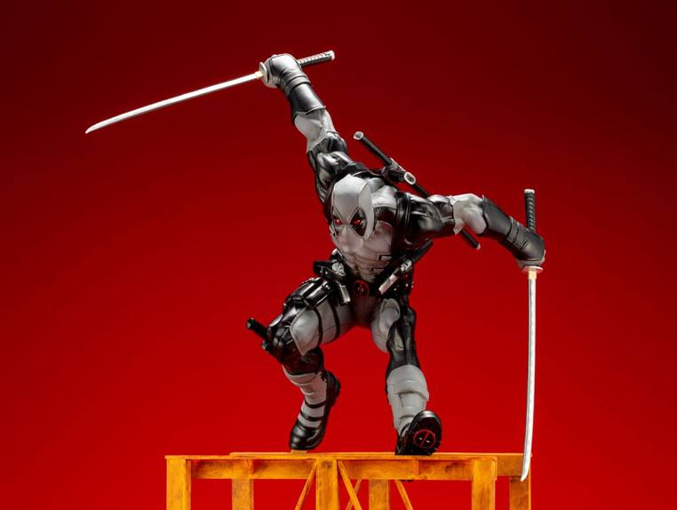ArtFX 1/6 Statues Super Deadpool X-Force Limited Edition Kotobukiya