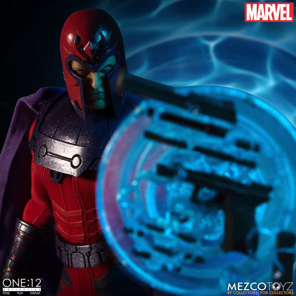 MEZCO TOYZ ONE:12 Collective Magneto