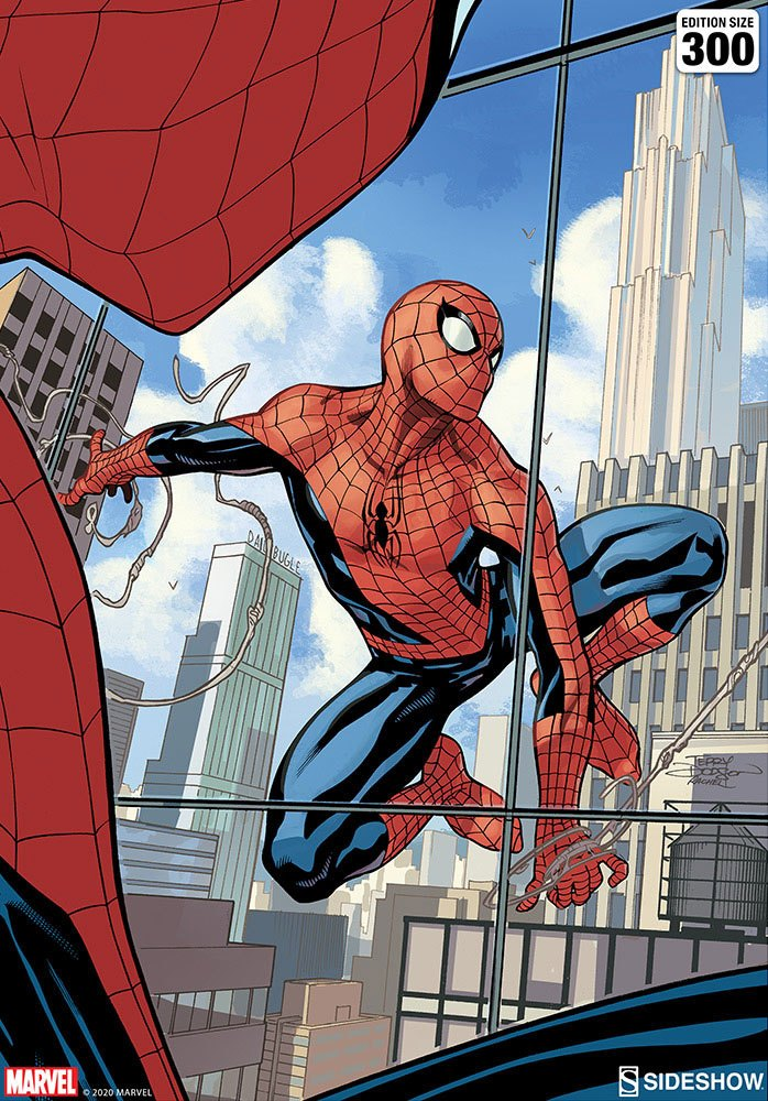 Marvel impression Art Print The Amazing Spider-Man: #800 46 x 61 cm non encadré