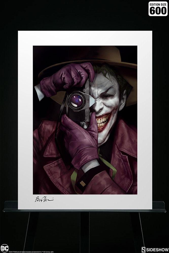 DC Comics impression Art Print The Killing Joke 46 x 61 cm - non encadré