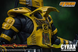 Mortal Kombat 3 VS Series Cyrax 1/12 Scale Figure STORM COLLECTIBLES