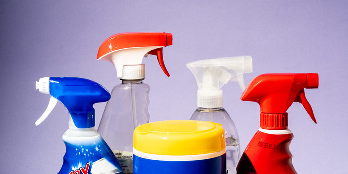 Comparing Surface Disinfectants