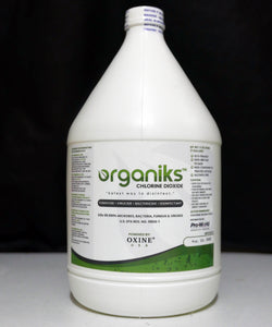Organiks Chlorine Dioxide Disinfectant - Organiks Disinfectant