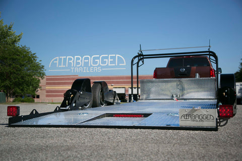Airbagged Trailers