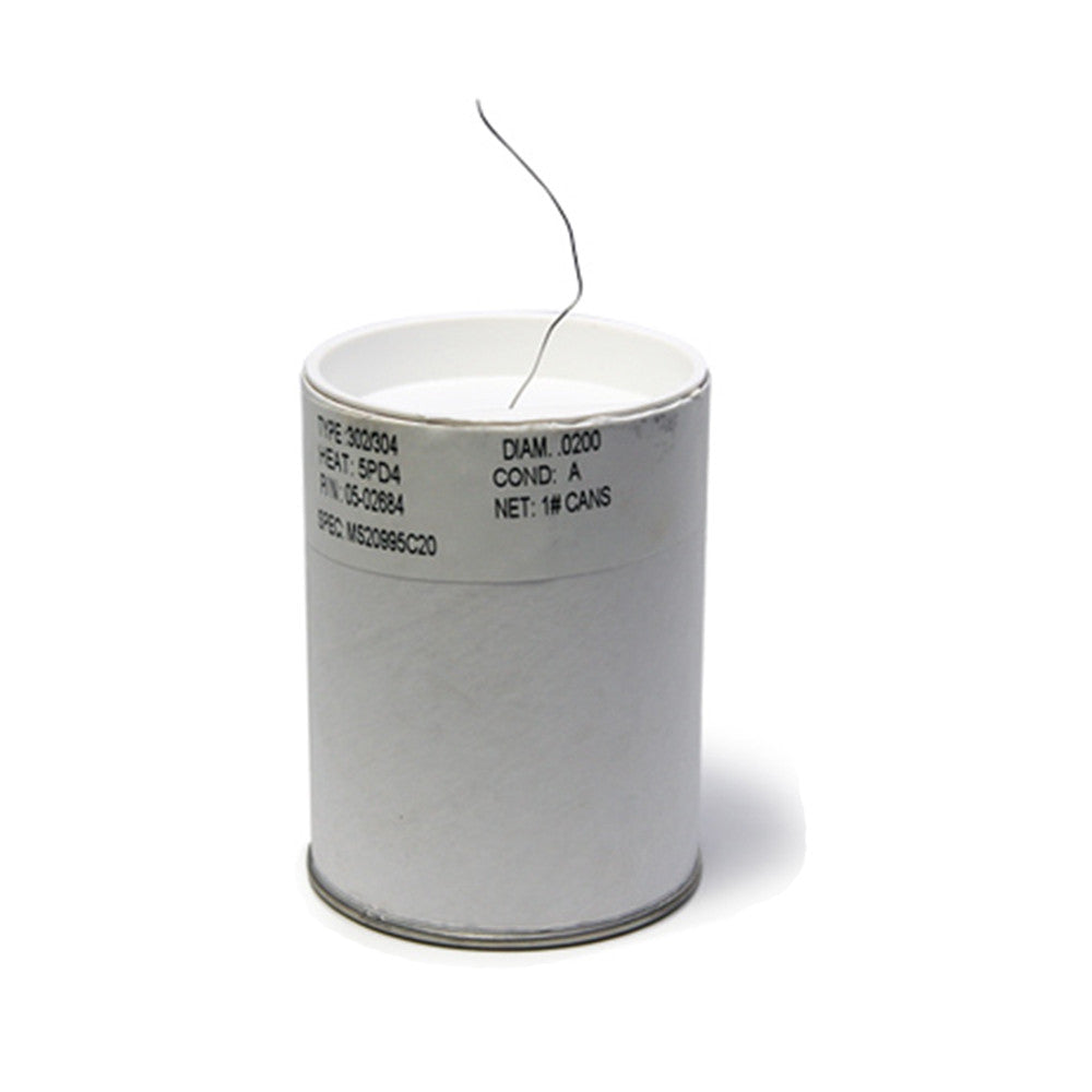 Safety Wire - Stainless Steel - 1 lb Spool - FSAEparts.com