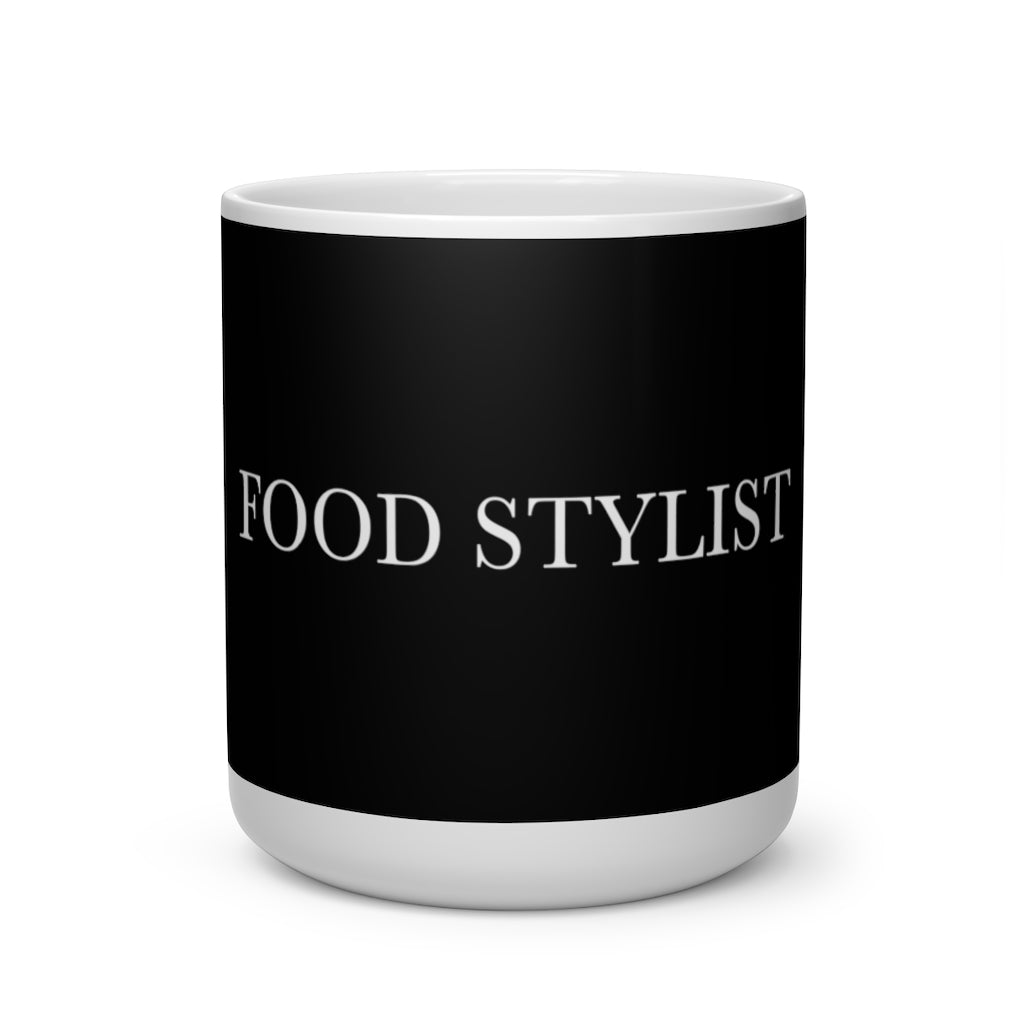 Food Stylist Love Mug - Food Stylists Corner