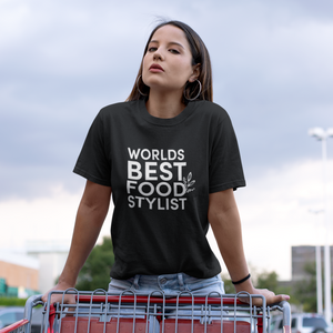 WBFS Short Sleeve Tee - Food Stylists Corner