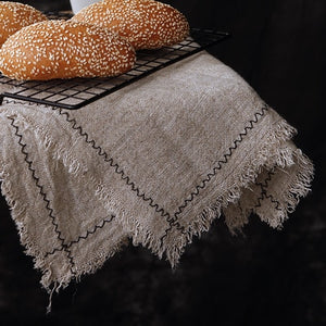 Nostalgic Hemp Art Cloth Prop - Food Stylists Corner