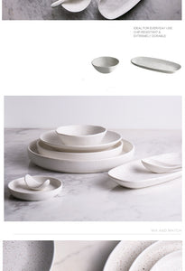Nordic Style Ceramic Collection - Food Stylists Corner