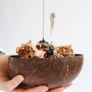 Natural Coconut Bowl - Food Stylists Corner