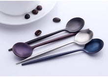 Load image into Gallery viewer, 4 Small Coffee Spoons - Food Stylists Corner