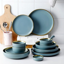 Load image into Gallery viewer, European Style Ceramic Dinnerware Set - Food Stylists Corner