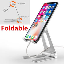 Load image into Gallery viewer, Foldable Tablet/Phone Holder - Food Stylists Corner