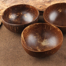 Load image into Gallery viewer, Natural Coconut Bowl - Food Stylists Corner