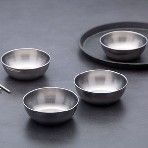 Stainless Steel Seasoning Dish - Food Stylists Corner
