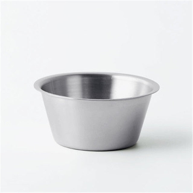 Stainless Steel Sauce Cup - Food Stylists Corner