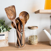 Load image into Gallery viewer, Wood Kitchen Utensils - Food Stylists Corner