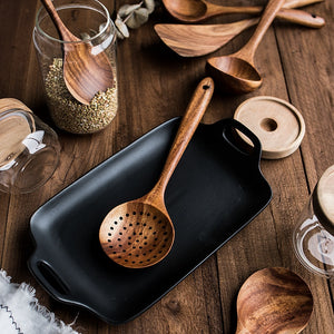 Wood Kitchen Utensils - Food Stylists Corner