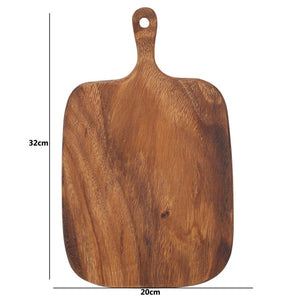 Wood Cutting Boards with Handle - Food Stylists Corner