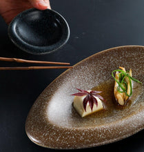 Load image into Gallery viewer, Japanese Style Ceramic Retro Stone Tableware - Food Stylists Corner