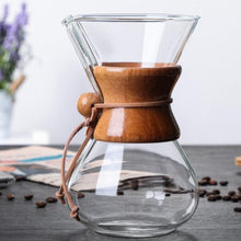 Load image into Gallery viewer, Decanter Coffeemaker and Filter - Food Stylists Corner