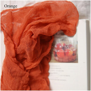 Soft Gauze Fabrics - Food Stylists Corner