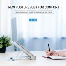 Load image into Gallery viewer, Foldable Portable Laptop Stand - Food Stylists Corner