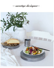 Load image into Gallery viewer, Vintage Metal Trays - Food Stylists Corner