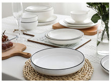 Load image into Gallery viewer, Ceramic Dinner Plates - Food Stylists Corner