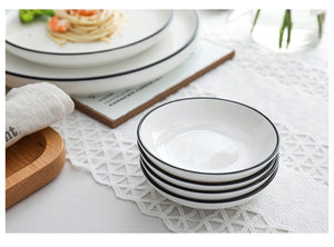 Ceramic Dinner Plates - Food Stylists Corner
