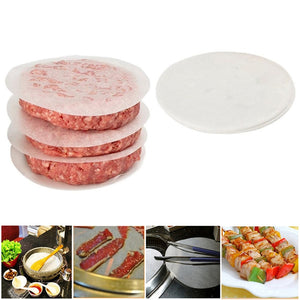 Round Hamburger Patty Makers - Food Stylists Corner