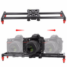 "Load image into Gallery viewer, 17"" Carbon Fiber Camera Track Slider - Food Stylists Corner"