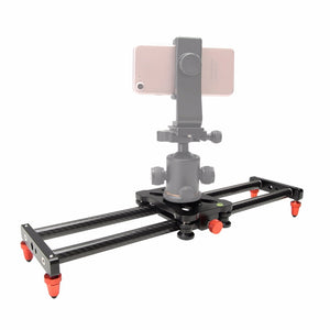 "17"" Carbon Fiber Camera Track Slider - Food Stylists Corner"